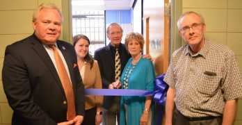 Louisiana College announces new missions and ministry program and scholarship, dedicates engineering classroom