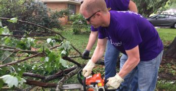 Two dead after Louisiana hammered by strong storms