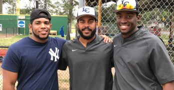 From the Bronx to Pineville, LC baseball trio shares lessons learned off the field
