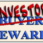 Investors beware!