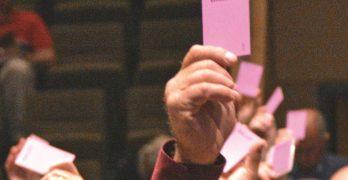 ERLC officers fault politics, Russell Moore blames 'prosperity gospel' in 'Seeking Unity'