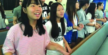 Camp USA: An international mission trip at home