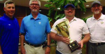 FBC DeRidder maintains its win streak in Baptist Golf Fellowship