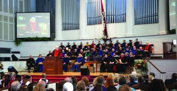 Live to 'give glory to God,' Kelley tells NOBTS grads