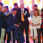 LSU's Orgeron says wife, pastors 'coach' him spiritually