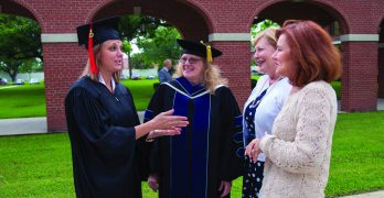 From prison to praise, NOBTS grad sees God's hand