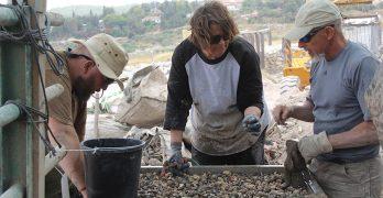 Following prep work, NOBTS dig team making progress in Israel