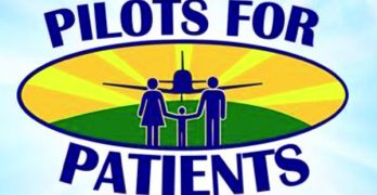 Pilot for Patients flying for people in need