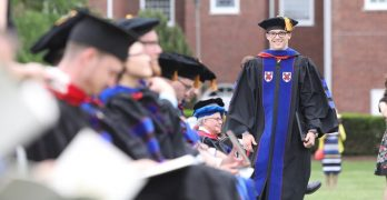 Two students with ties to Louisiana graduate from Southern Seminary