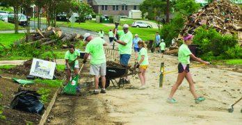 Eight Days of Hope organization pays it forward