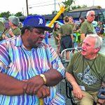 VIDEO: Pastor Jeffery Friend praises God for Suburban Baptist rebuild volunteers