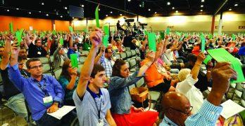 Alt-right resolution & evangelism draw focus at SBC