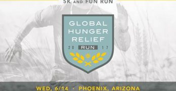 Run in Phoenix to support Global Hunger Relief