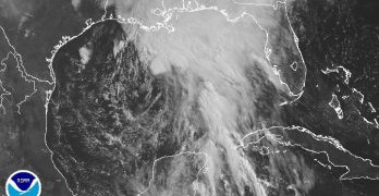 Louisiana residents prepare for first storm of 2017