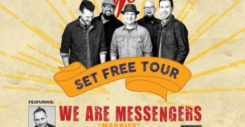Big Daddy Weave coming to First Bossier Aug. 17
