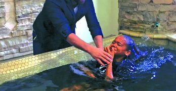 After 490 baptisms, each still a 'special occasion' for Celebration Church
