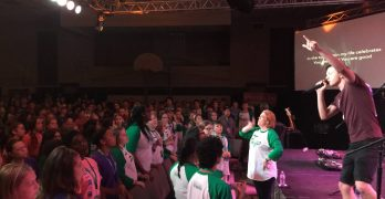 Eighty students accept Christ during Camp Fuego