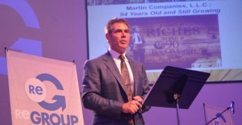 Martin: Workplace, community is a mission field