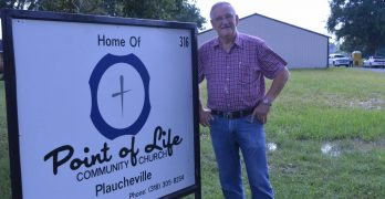 GBO funds help plant first evangelical congregation ever in Plaucheville