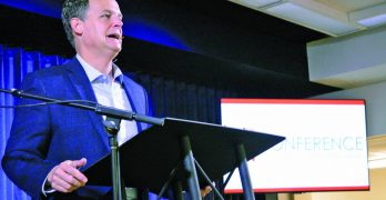 E4 Conference emphasizes expositional preaching