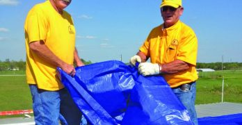 Louisiana Baptists continue to respond with disaster relief