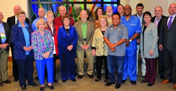 LBC honors six new churches accepted into membership