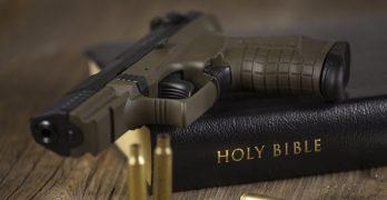 Gun laws & churches