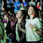A LIFE CHANGING MOMENT: 1,081 students respond to Christ