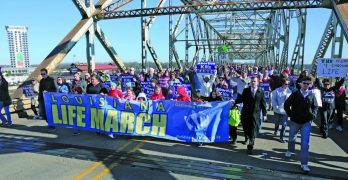 Louisianans to march for life Saturday in Shreveport/Bossier City