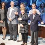 Friends, colleagues offer praise, prayers for retiring Wayne Jenkins