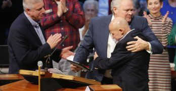 Louisiana College names evangelism and missions center after Jenkins