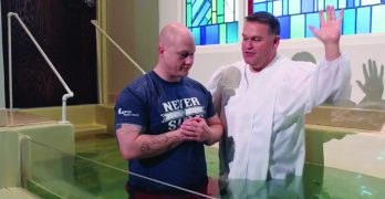 Cypress Baptist is making a difference in and through men