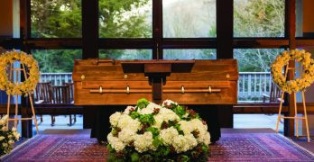 Billy Graham shaped inmate's heart who built his casket