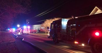 Friday evening electrical fire damages Trinity Heights sanctuary