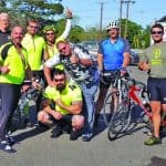 Cyclists' '1,000 Miles for a Mission' a ride of a lifetime