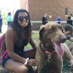 Dogs help LC students get a 'paw' up on finals