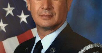 Air Force veteran sues after being pulled from ceremony mid-speech