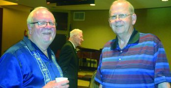 Retired DOMs hold reunion, remain active in Louisiana Baptist life