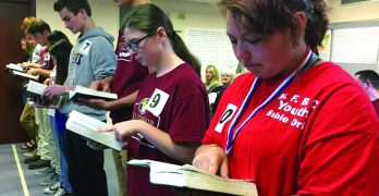 Learning Scripture is not a 'drill' but a key life skill for youth