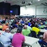 Four-day crusade nets 160 souls at First Haughton