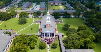 Leavell College surpasses 5,000 graduates during 25th anniversary commencement