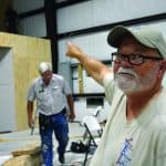 Kingdom Builders advance the Gospel through construction