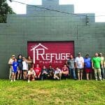 'Refuge' more than a place of safety at FBC Broussard