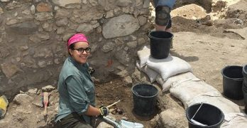 Excavation efforts continue by NOBTS team, others in Israel