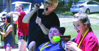 Special needs youth, adults shine at Champions Camp