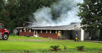 Pastor, wife thankful for outpouring of support, prayers following parsonage fire