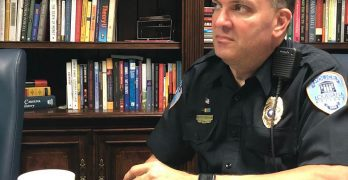 Gatlin named LC director of safety and security