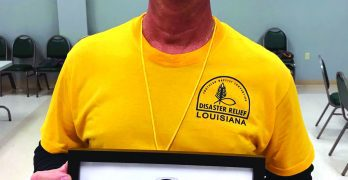 John Storey named LBC DR volunteer of the year