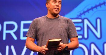 PreTeen Invasion draws 18 to Christ