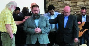Christ Church commissions Murrah to ministry